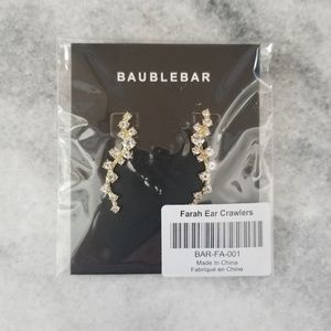 BaubleBar Jewelry - Baublebar Farah Ear Crawlers Fabfitfun